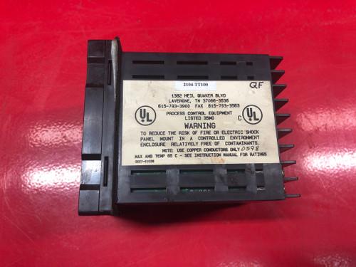 Chromalox 2104-TT100 Process Control Equipment