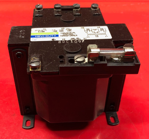 EGS Electrical Group E180, SBE, 105 Industrial Control Transformer T82994