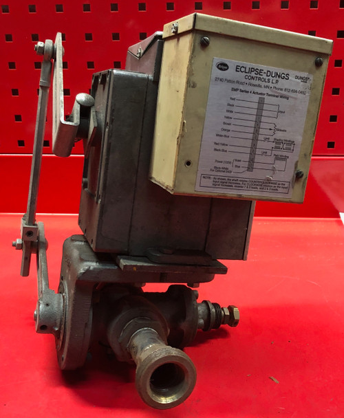 Eclipse EMP-424-4 Actuator including Port Valve & Linkage