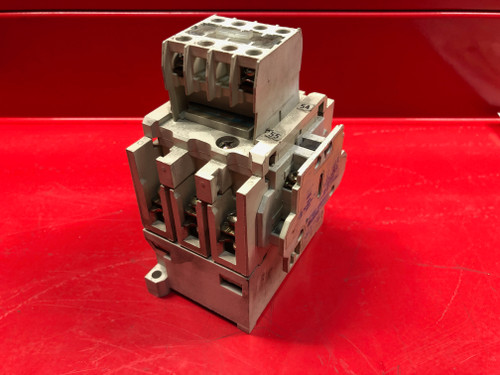 Eaton Cutler Hammer CN15DN3AB  120VAC Contactor;  27 Amps w/3 AUX Contacts