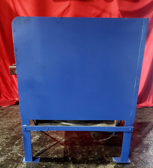 "Surface Combustion 30x48"" Roller Rail Cooling Station"