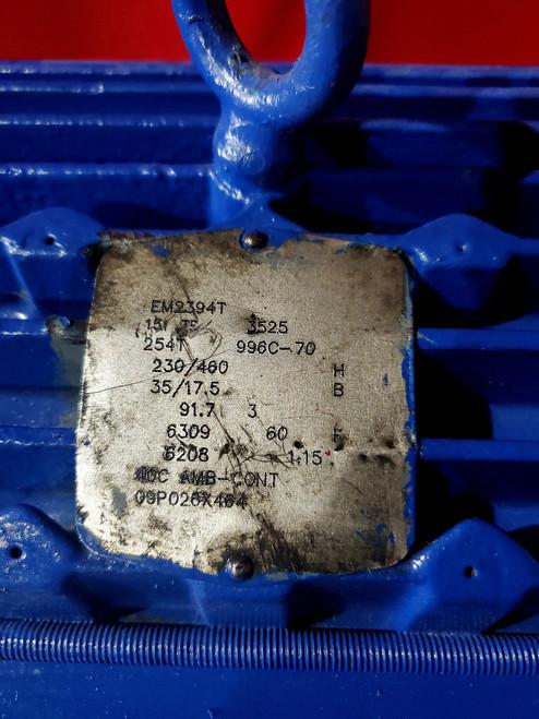 Baldor EM2394T General Purpose AC Motor