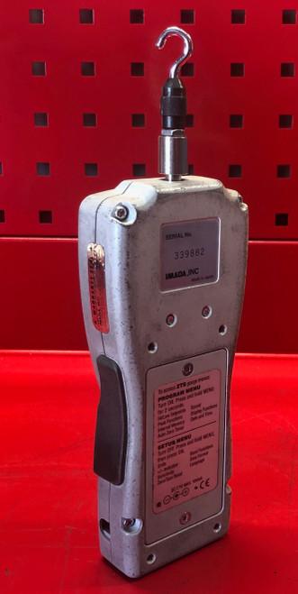 Imada ZTS-110 Digital Force Gauge with Luminescent EL Display 110 x 0.1 lb
