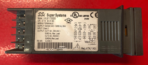 Super Systems, Inc. 7SL Limit Controller (Used)
