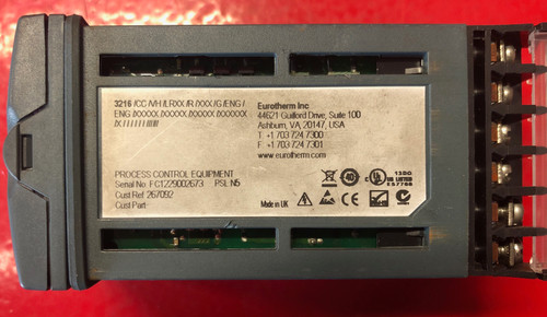 Eurotherm 3216 PID Controller (Used)