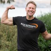 Bulk Nutrients Black T-Shirt