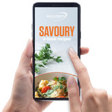 Bulk Nutrients Recipe eBook - Savoury