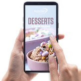 Recipes eBook - Desserts