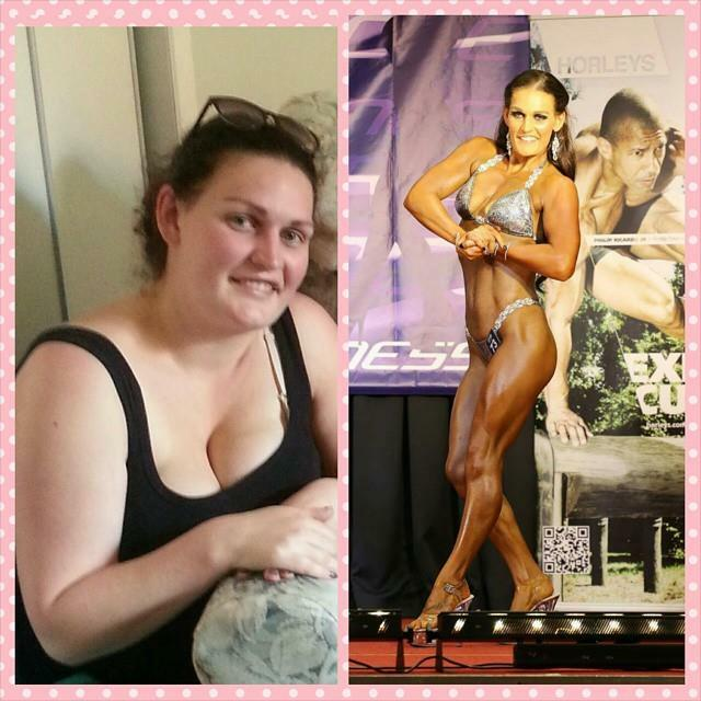 My Fitness Journey with Bulk Nutrients - Kiara Small