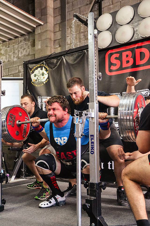 Getting into Powerlifting