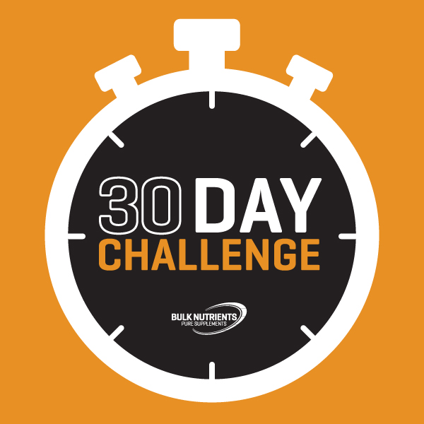 The Bulk Nutrients 30 Day Challenge Series
