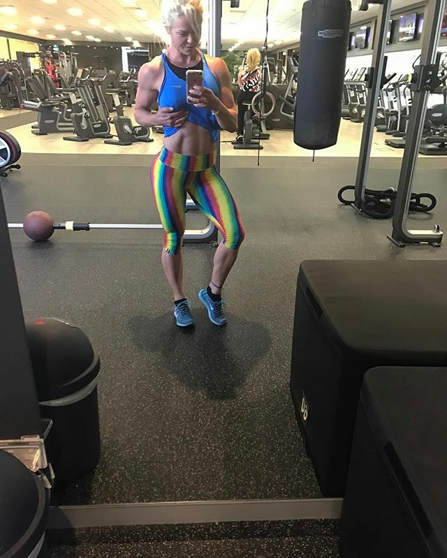 """Alicia Gowans"""" Road to LA: Part 3 - Muscle Engagement"""