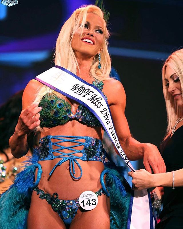 An interview with Alicia Gowans on the WBFF LA ProAm
