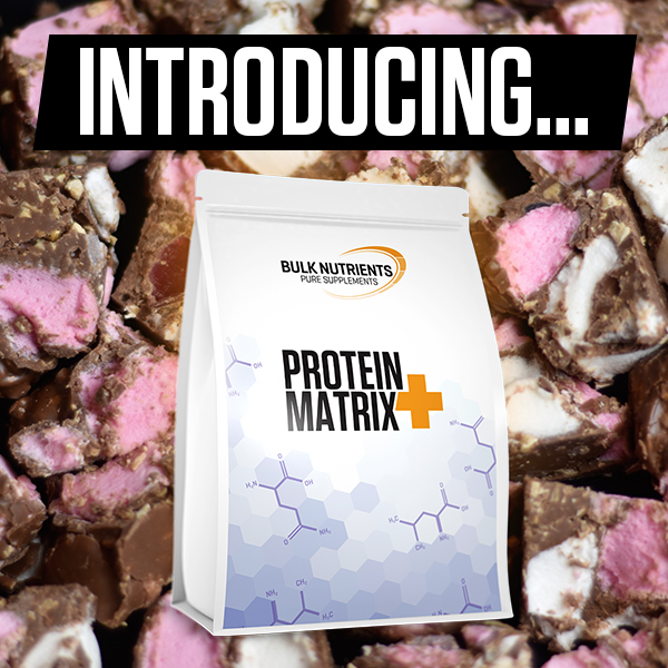 Introducing Protein Matrix+ in Rocky Road