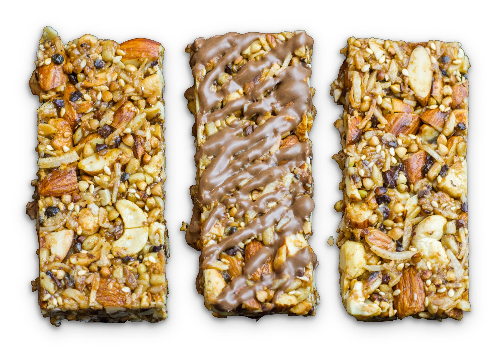 High Protein Nut Bars