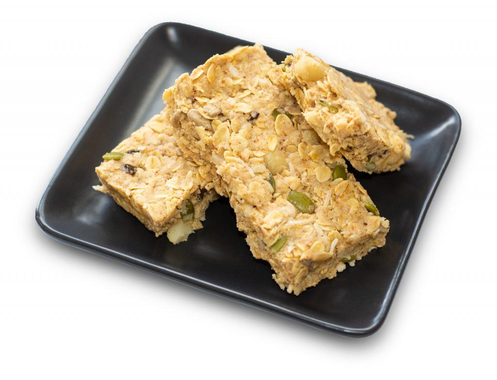 High Protein Breakfast Slice