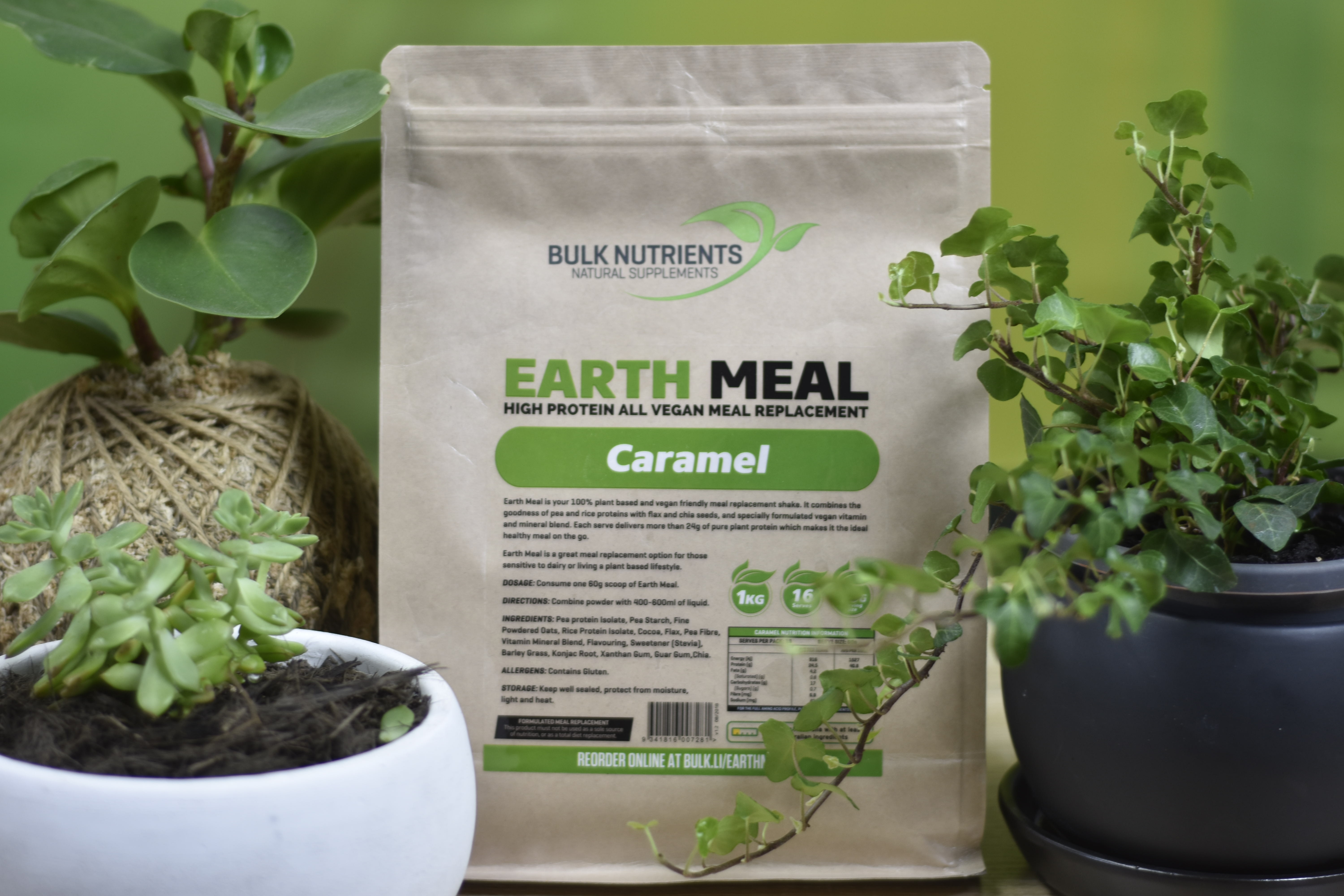 Earth Meal - The Complete Plant-Based Meal Replacement