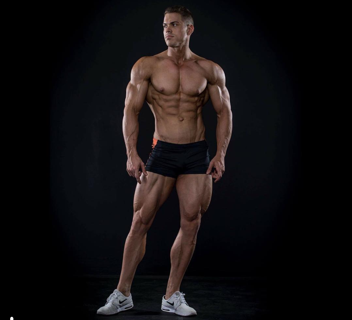 Sam Grachan WBFF Pro: Trialling A Vegan Diet