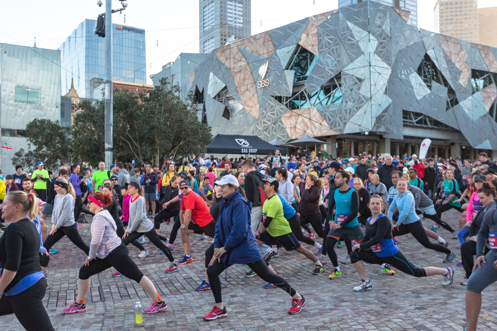 Bulk Nutrients Sponsors Run Melbourne 2016
