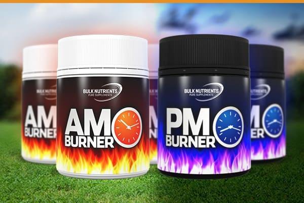 AM and PM Burner