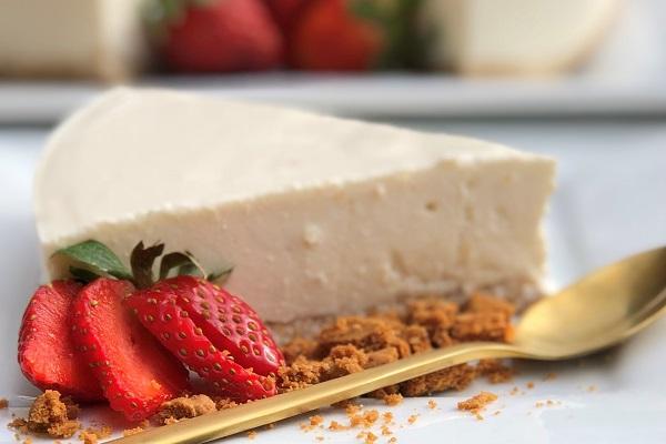 High Protein Anzac Cheesecake