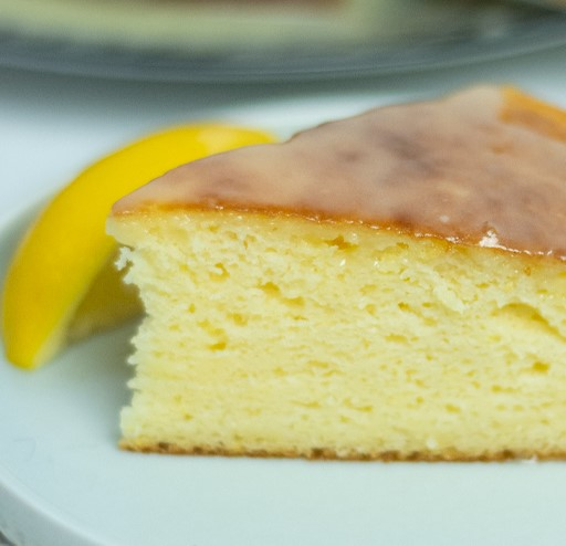 Zesty Lemon Protein Teacake
