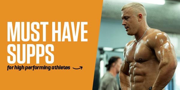 The must-have supplements for any high performing athlete