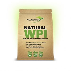Kyle Williams - Why I Use Bulk Nutrients Natural WPI
