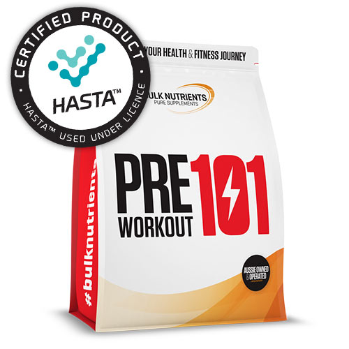 No banned substances found here: Our HASTA Certification