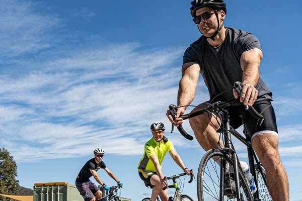 Cycling: the lifetime exercise for everyone