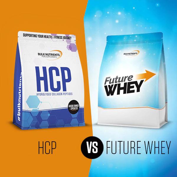 Future Whey vs Hydrolysed Collagen