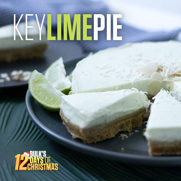 12 Days of Christmas - Key Lime Pie