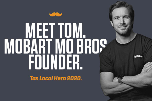 Bulk teams up with the Mobart Mo Bros to support men's health this Movember