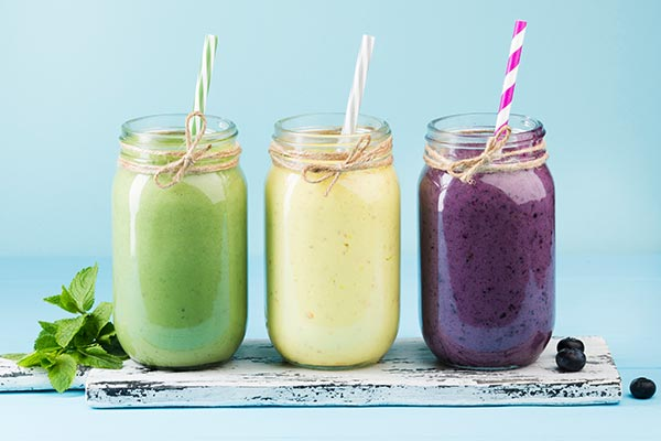 How to make a healthy smoothie in minutes