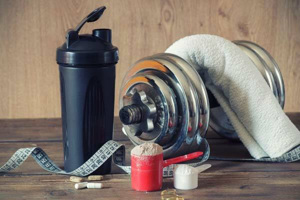 What should I take after a workout?