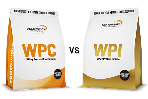 Detailed Comparison: Whey Protein Concentrate vs Whey Protein Isolate