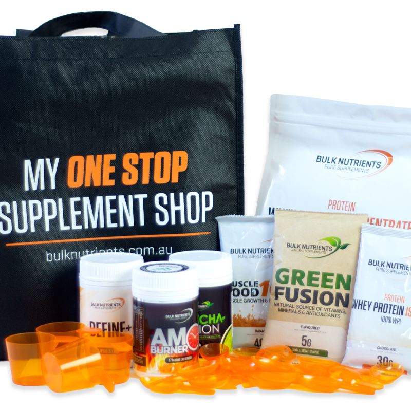 Bulk Nutrients is a REDcycle Partner!