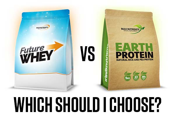 Future Whey vs Earth Protein, which should I choose?