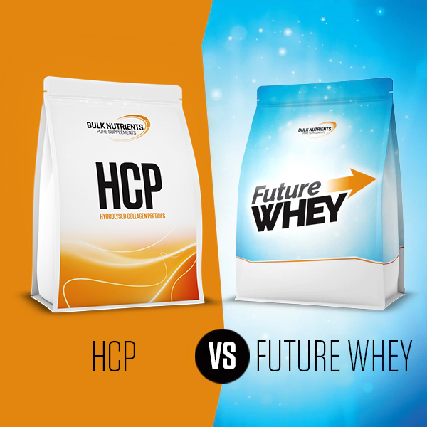 Future Whey vs Hydrolysed Collagen