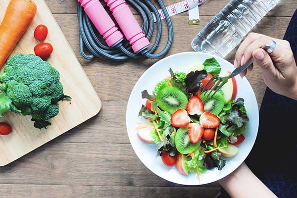 Nine easy ways to get more vegetables into your diet