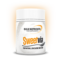 Cooking with Sweetvia the sugar alternative