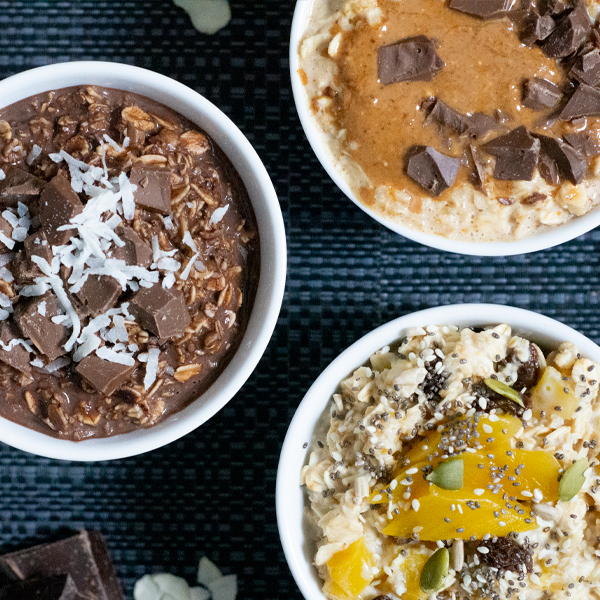 Quick and Easy Hot Protein Oats Recipes
