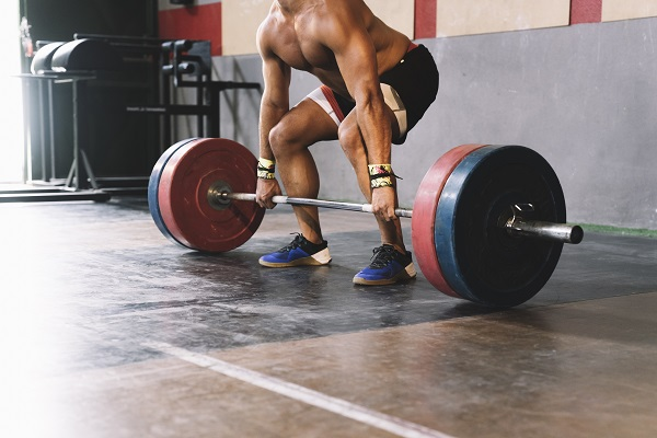 What is the ideal rep range for muscle growth?