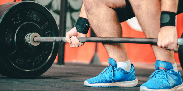 Building Strength With Dead-lifts