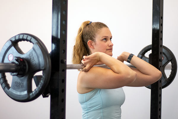 5 Tips to Improve Your Front Squat