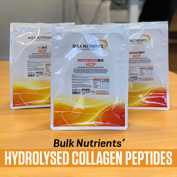 How and Why to use Hydrolysed Collagen Peptides