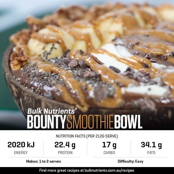Bounty Smoothie Bowl