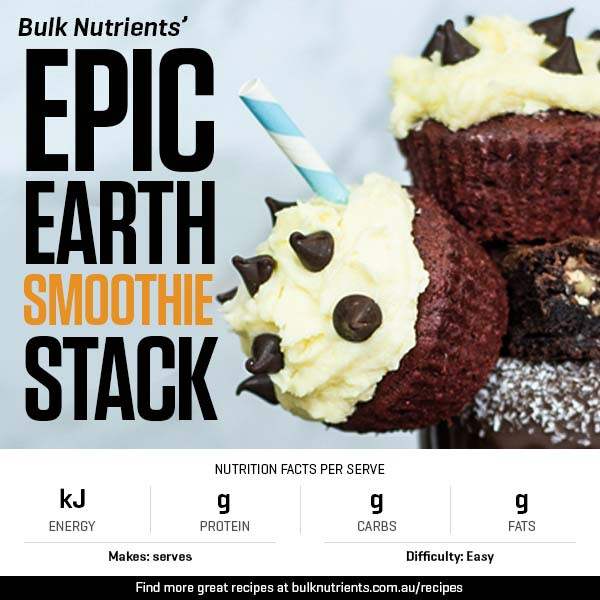 Epic Earth Smoothie Stack