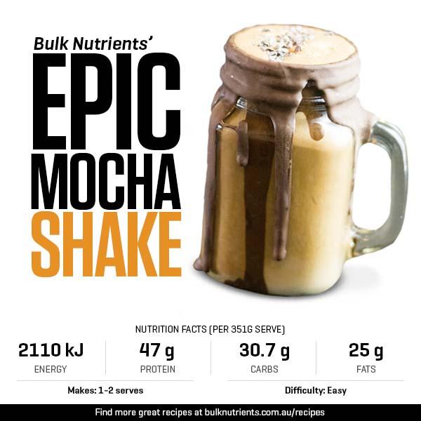 Epic Mocha Shake