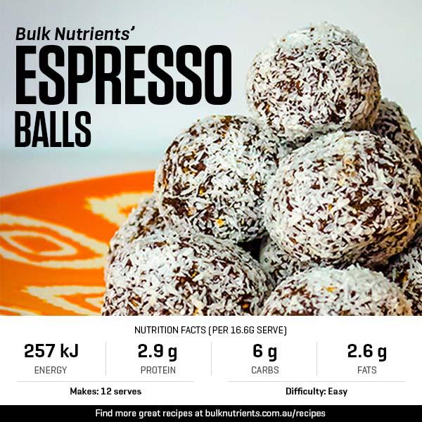 Espresso Balls